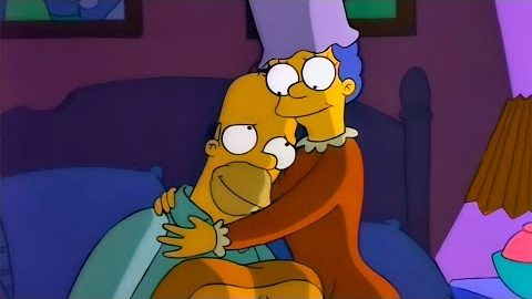 "Simpsons-Sound-Remix von POGO: ""Homarge"""