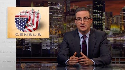 Last Week Tonight with John Oliver: The Census