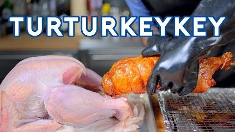 Binging with Babish: Turturkeykey from How I Met Your Mother