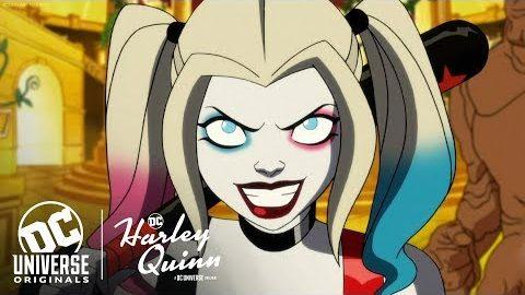 """Kurzes Featurette zur neuen """"Harley Quinn"""" Zeichentrickserie"""