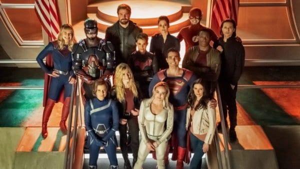 """Teaser und Bilder zum großen DC-Crossover """"Crisis on Infinite Earth"""""""