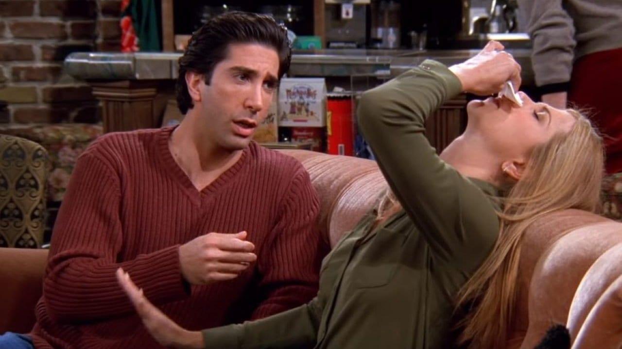 Friends: Alle Freundinnen von Ross in einer Timeline
