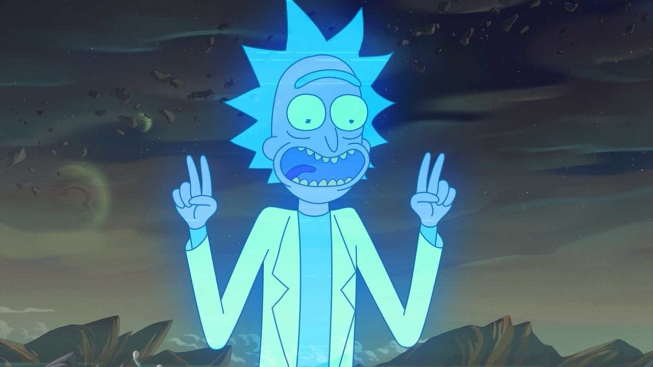 Review: Rick and Morty S04E01 – Edge of Tomorty: Rick Die Rickpeat