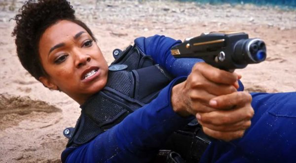 """Star Trek: Discovery"": Michael-Burnham-Soundremix"