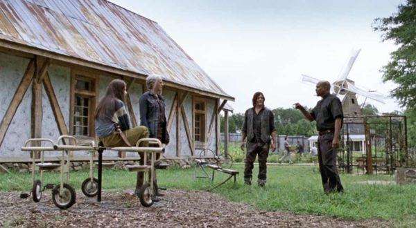 Review: The Walking Dead S10E07 – Open Your Eyes