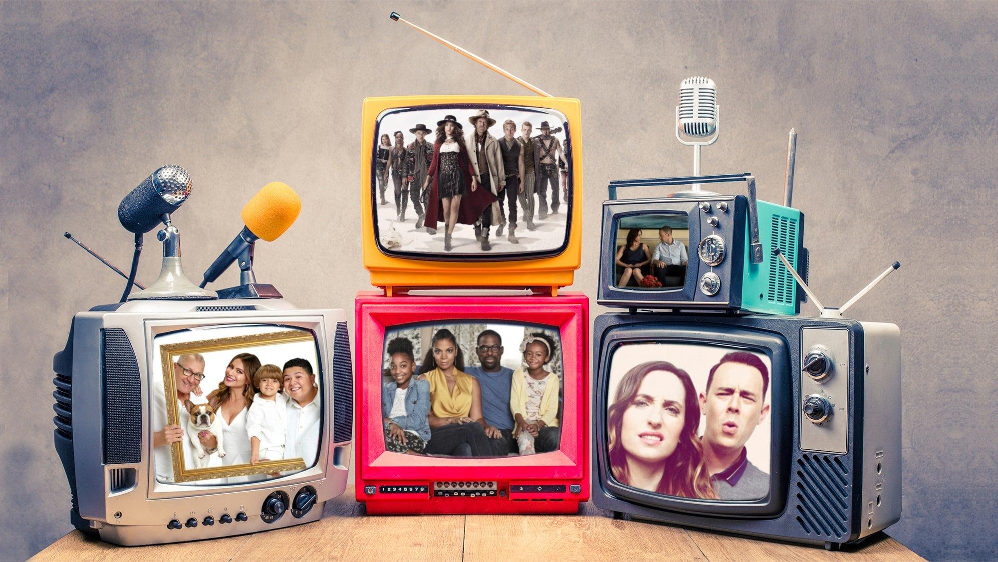 Familien Serien