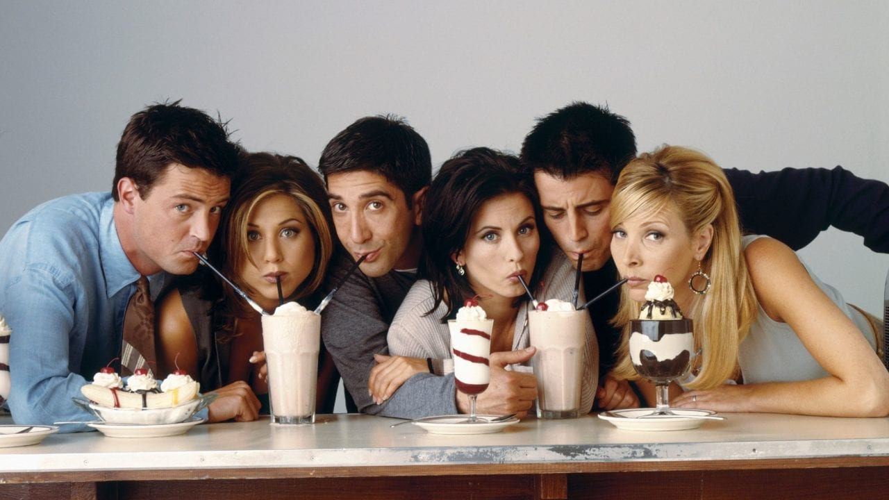 Friends: HBO Max arbeitet an Reunion