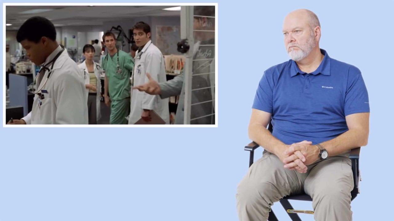 Experte beurteilt Pandemie-Szenen aus Film und Fernsehen