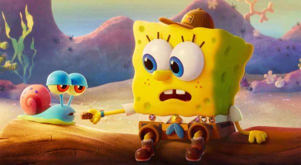 """Trailer zum Film """"Spongebob Schwammkopf: Eine schwammtastische Rettung"""""""
