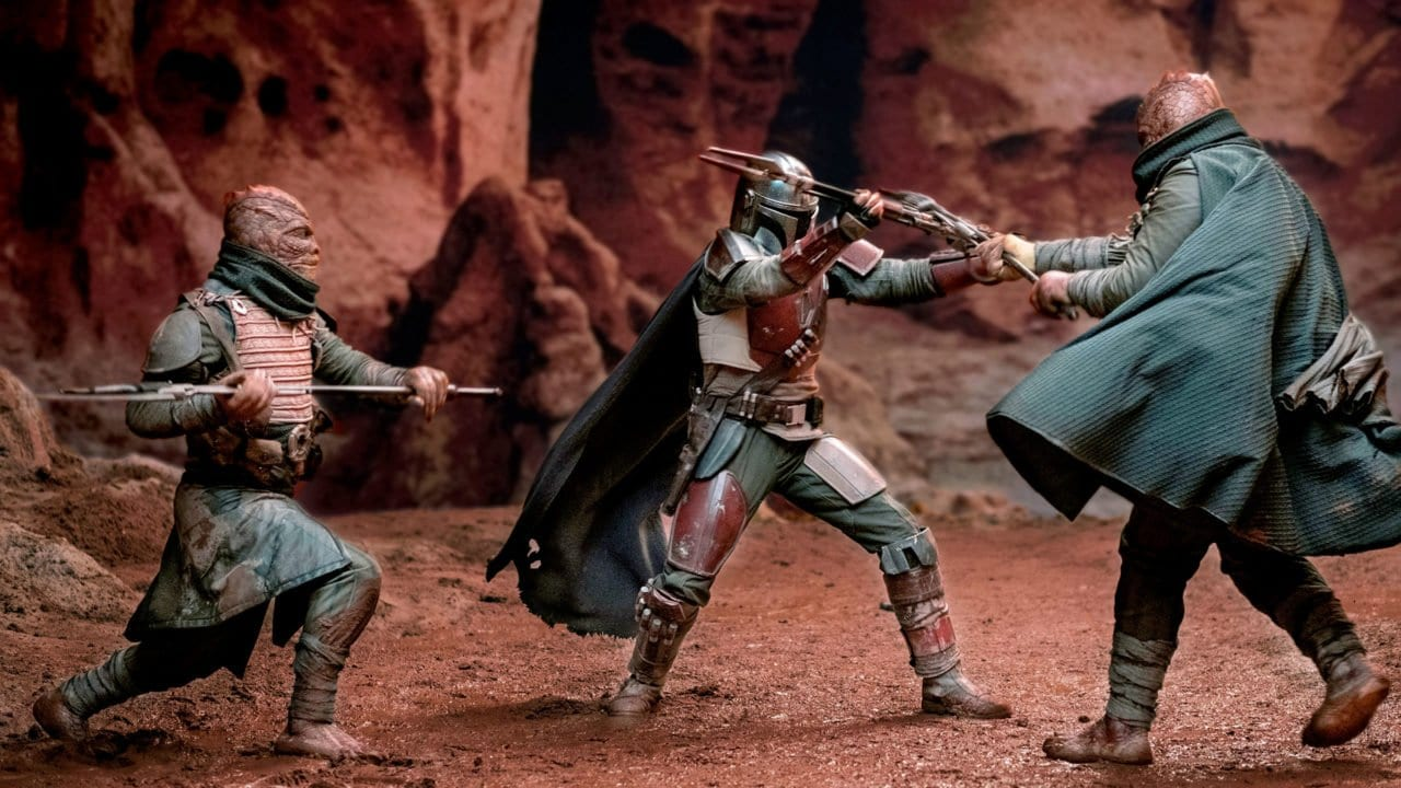 Review: Star Wars The Mandalorian S01E02 – Two: The Child