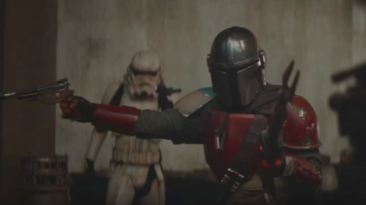 Review: Star Wars The Mandalorian S01E03 – Three: The Sin