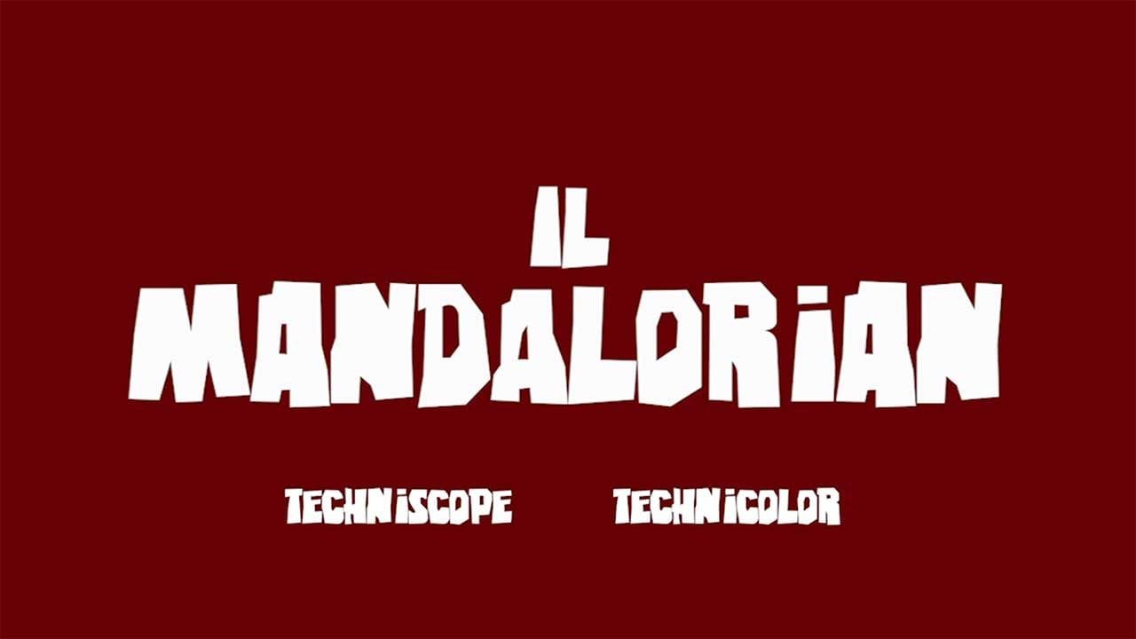 """The Mandalorian"" als Spaghetti-Western"