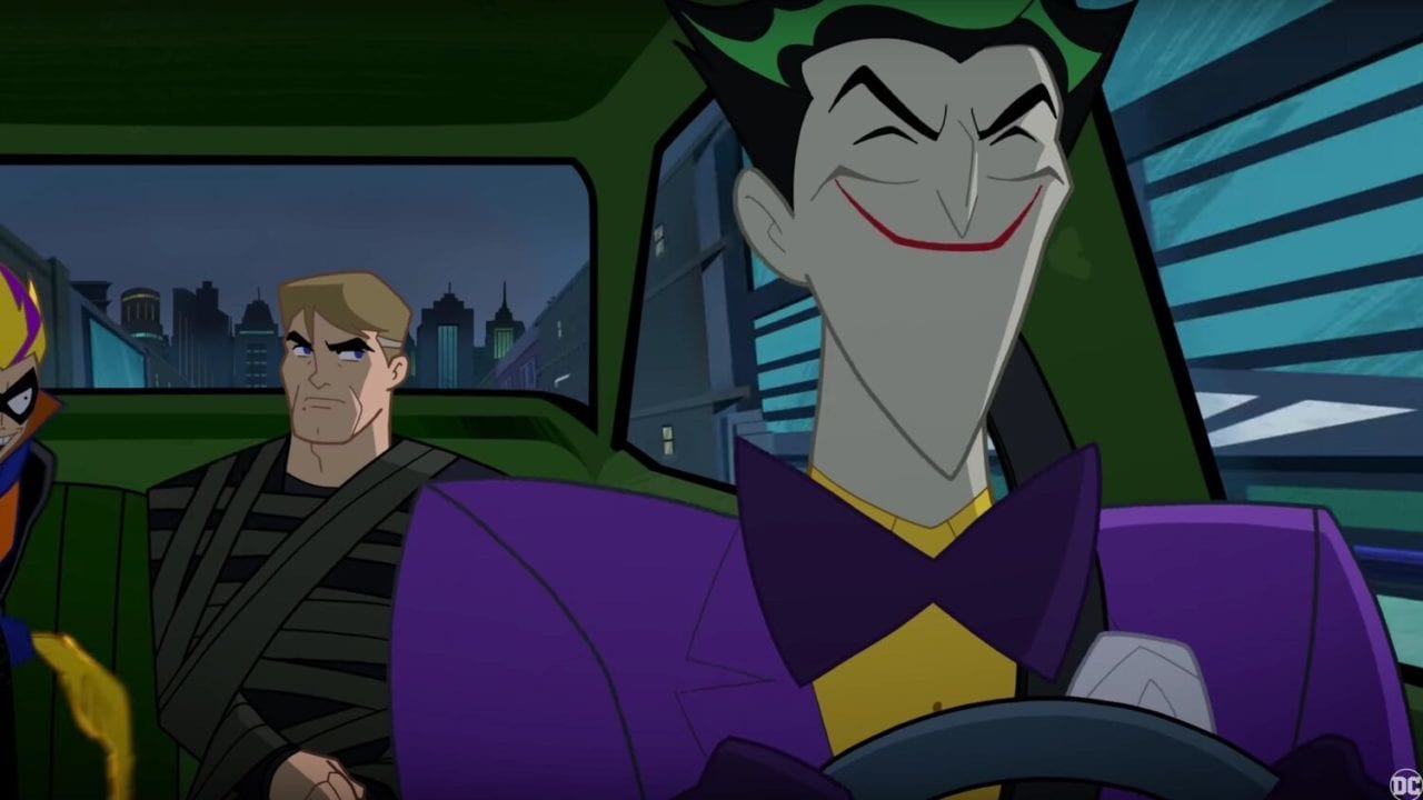 Der Joker entführt Luke Skywalker-Schauspieler Mark Hamill