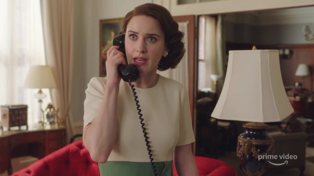 The Marvelous Mrs. Maisel: Recap zu Staffel 1 und 2
