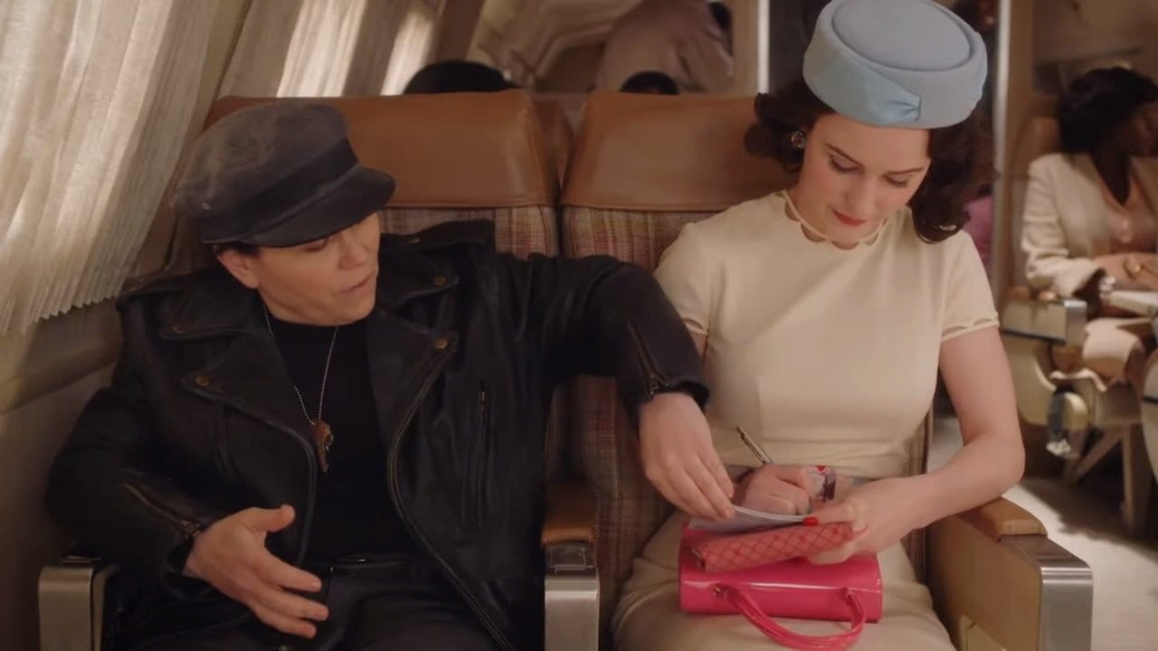 The Marvelous Mrs. Maisel – Staffel 3 in 3 Minuten