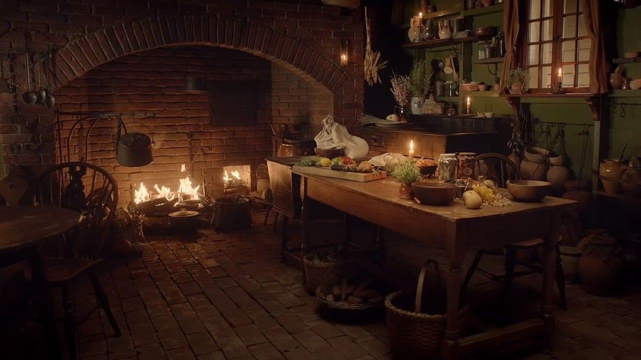 Outlander: Die Fraser-Küche als einstündiges Relax-Video