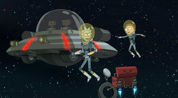 Review: Rick and Morty S04E05 – Rattlestar Ricklactica