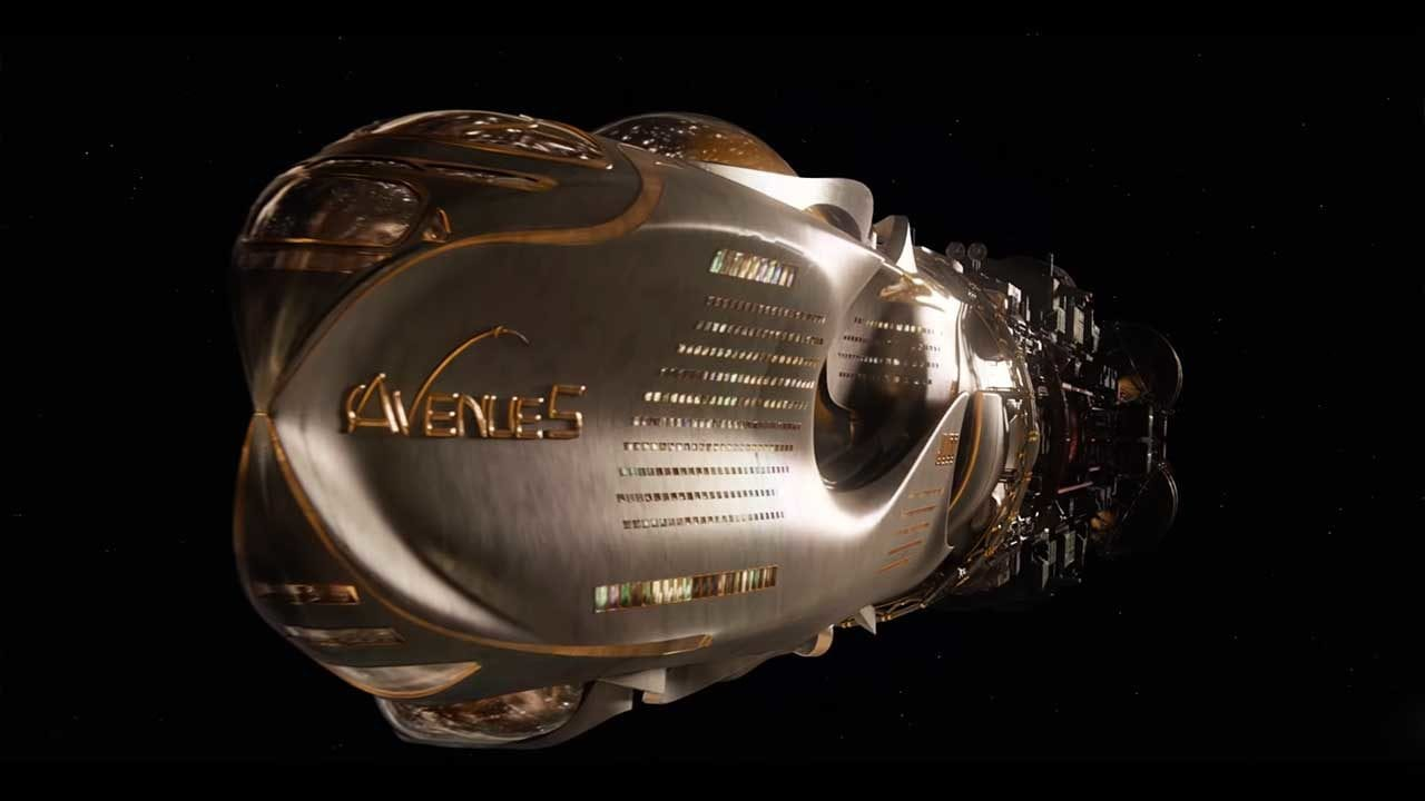"""Neuer Teaser-Trailer zu """"Avenue 5"""""""