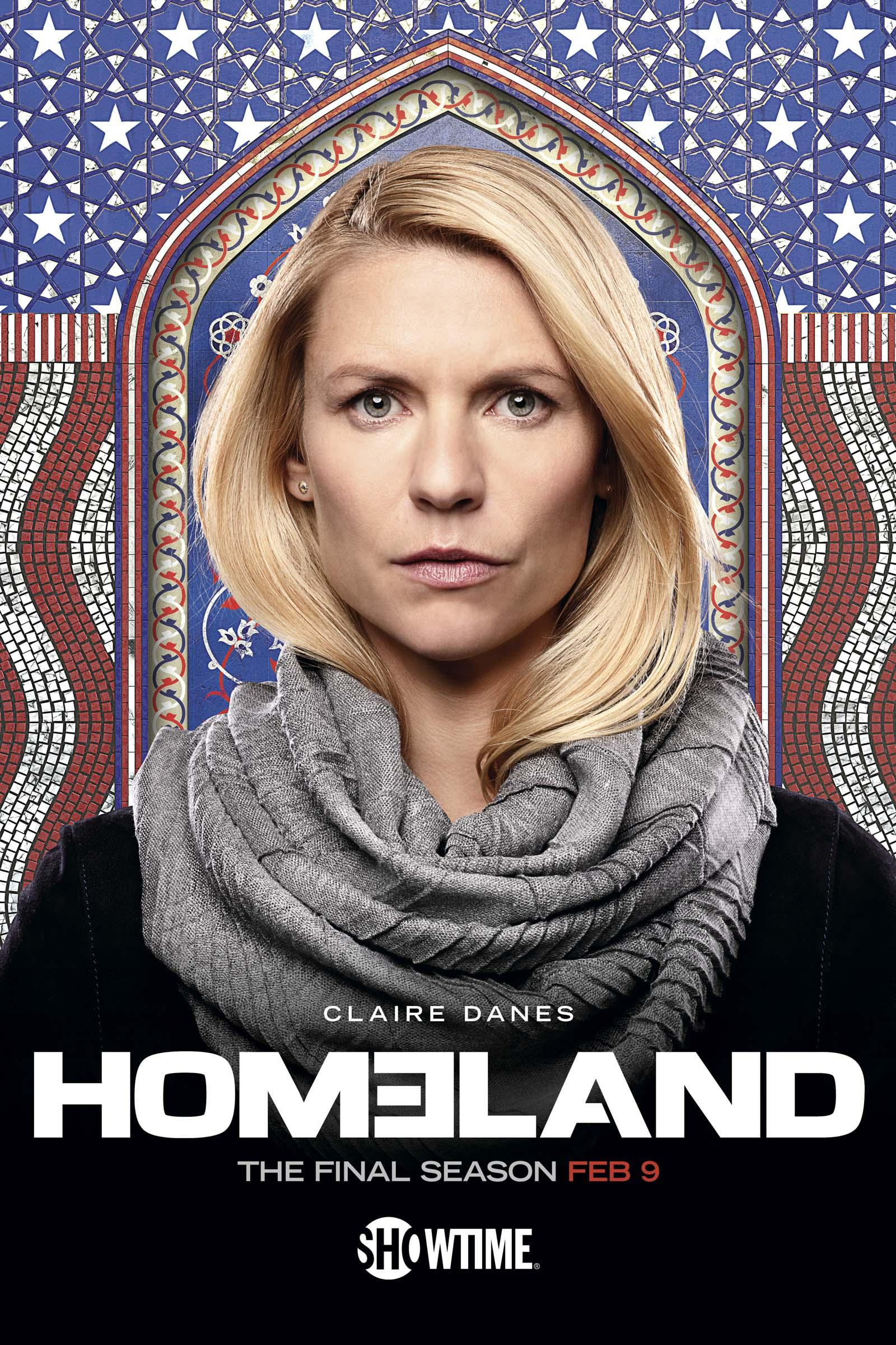 Homeland Trailer zur finalen Staffel 20   Ab Februar 20 geht's ...