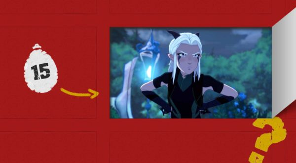 "sAWEntskalender 2019 – Tür 15: die besten Easter Eggs in ""The Dragon Prince"""