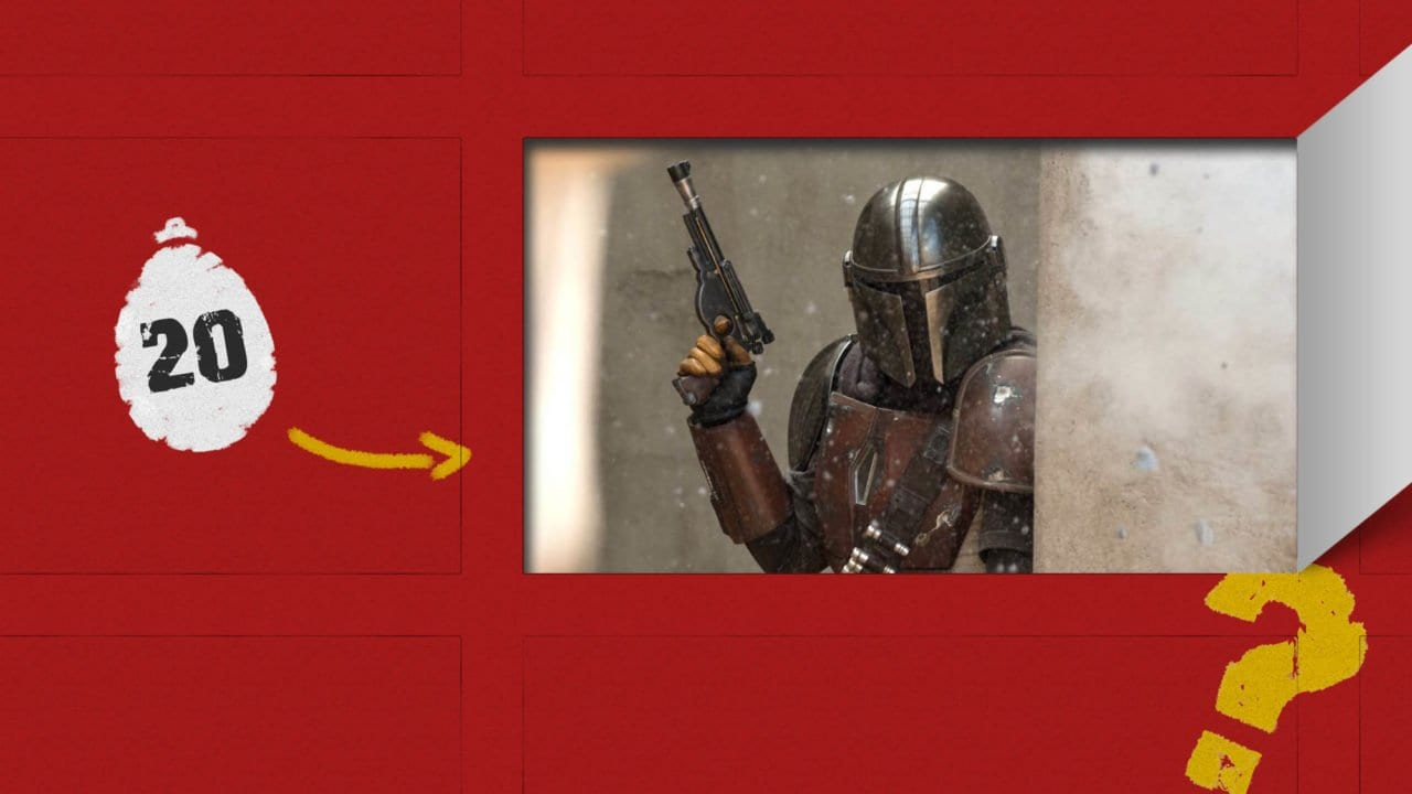 "sAWEntskalender 2019 – Tür 20: die besten Easter Eggs in ""Star Wars: The Mandalorian"""