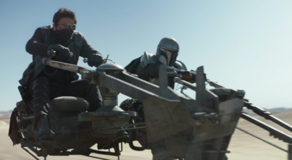 Review: Star Wars The Mandalorian S01E05 – Chapter Five: The Gunslinger