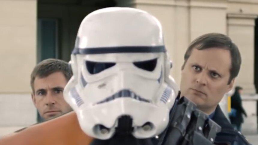 Star Wars: Kantonspolizei Bern gegen das Imperium