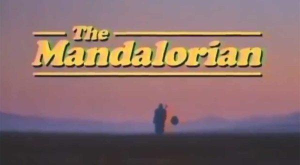 The Mandalorian: Intro im 80er-Jahre-Stil