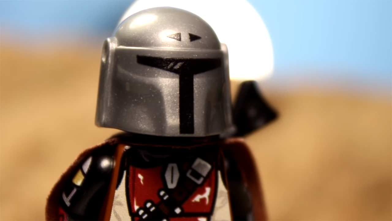 The Mandalorian: Trailer aus LEGO nach-animiert