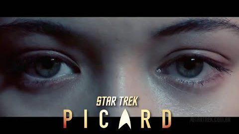"Neuer Promo-Spot zu ""Star Trek: Picard"""