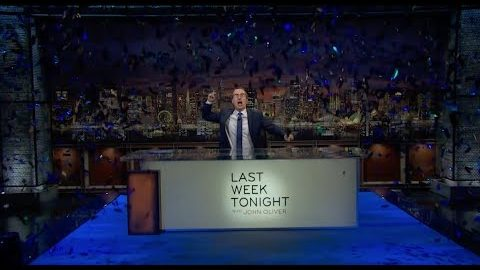 Last Week Tonight with John Oliver: Trailer zur 7. Staffel