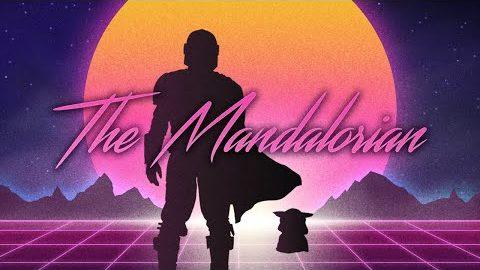 """Der Titelsong aus """"The Mandalorian"""" im 80er-Jahre-Stil"""