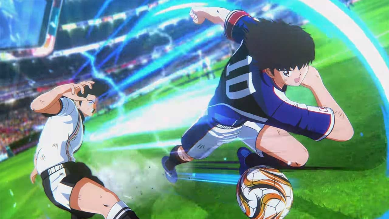 """Captain Tsubasa: Rise of New Champions"" – Trailer zum PS4-Videospiel"