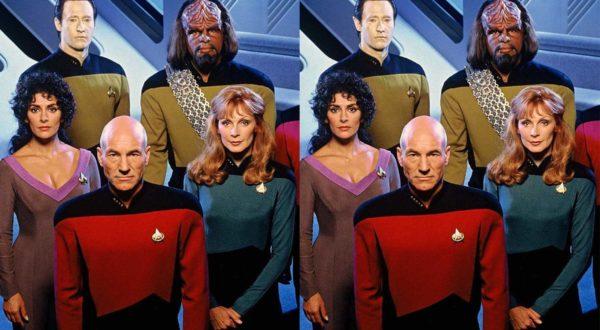 """Findet ihr die 10 Unterschiede zwischen den """"Star Trek""""-Bildern?"""