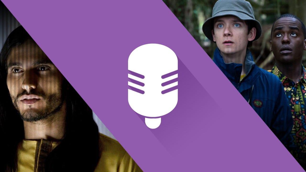 Gefaltetes N – Der Netflix Podcast: Folge 7
