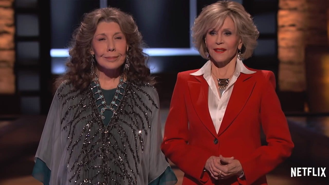 Grace and Frankie: Trailer zur 6. Staffel