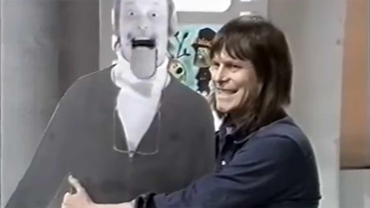 """Terry Gilliam erklärt, wie die """"Monty Python""""-Animationen entstanden sind"""