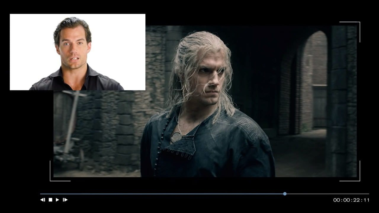 The Witcher: Shot-by-Shot Kampfszenen-Breakdown von Henry Cavill