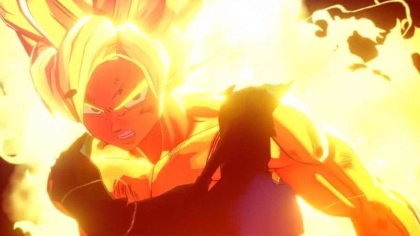 """Neuer Trailer zum Videospiel """"Dragon Ball Z: Kakarot"""""""