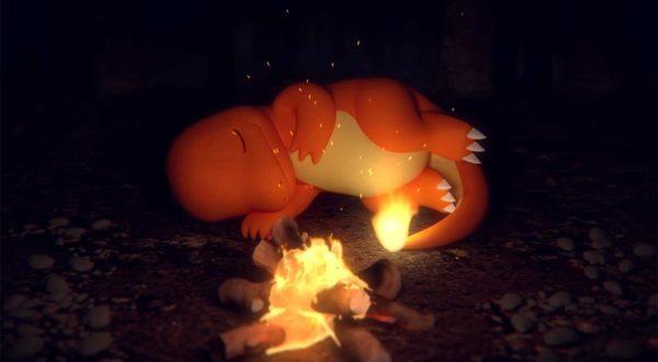 30 Minuten ASMR-Entspannung mit Glumanda am Lagerfeuer