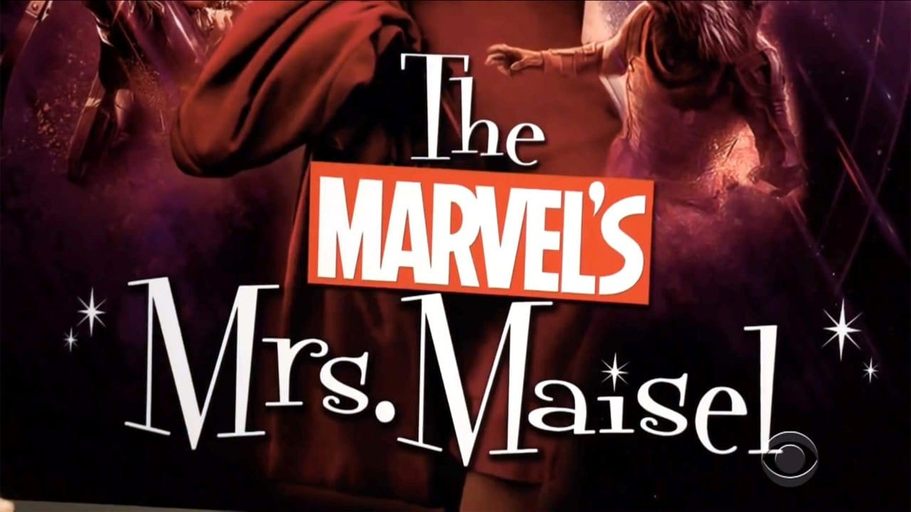 The Marvel's Mrs. Maisel Crossover