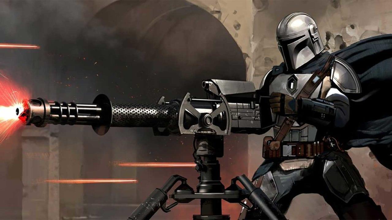"Noch mehr Concept Art zu ""Star Wars: The Mandalorian"""