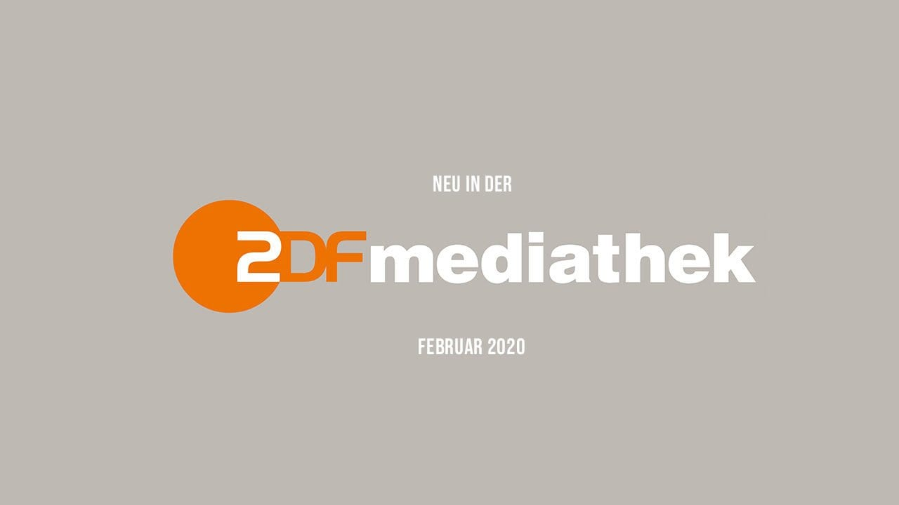 ZDFmediathek: Die neuen Serien(-Staffeln) im Februar 2020
