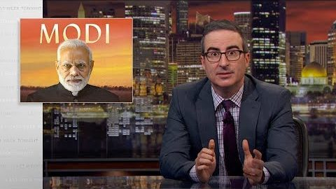 Last Week Tonight with John Oliver: Modi
