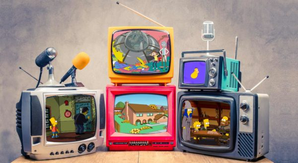 "AWESOME 5: Die besten ""Simpsons"" Couch Gags"