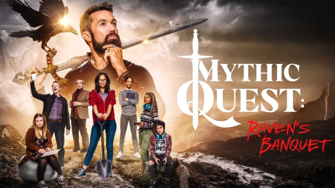 "Review: ""Mythic Quest: Raven's Banquet"" – Staffel 1"