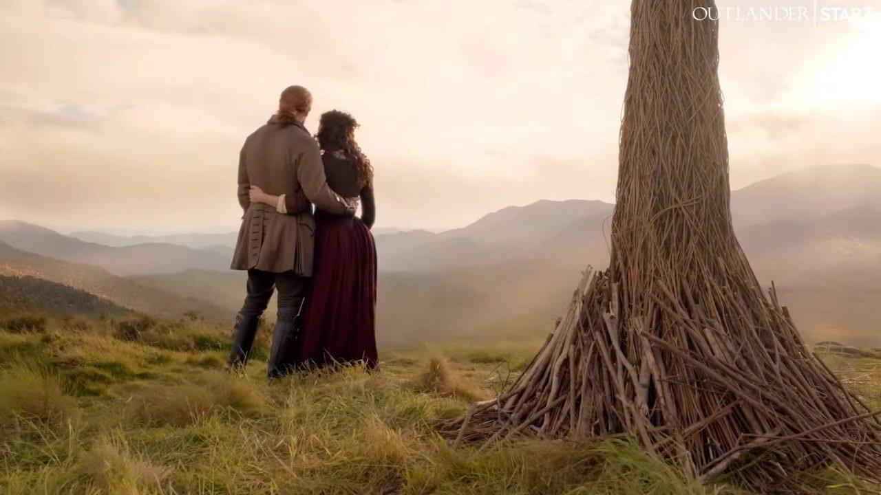 Outlander: Weiterer Teaser zur 5. Staffel