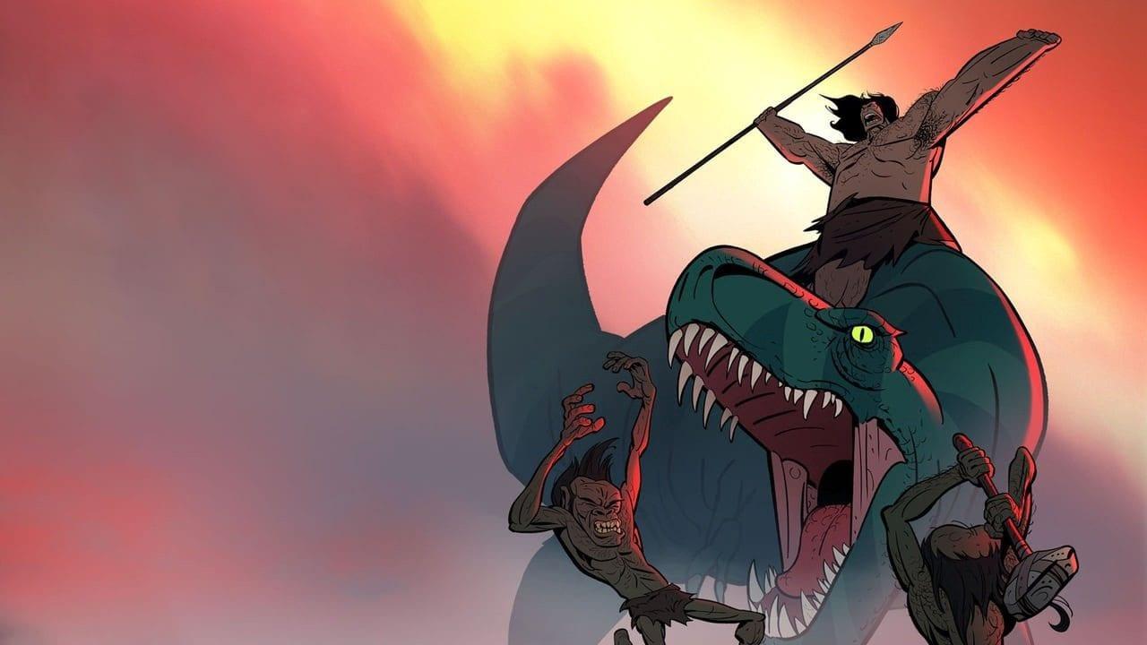 """Ein Blick auf """"Primal"""" – eine der besten Animationsserien des letzten Jahres"""