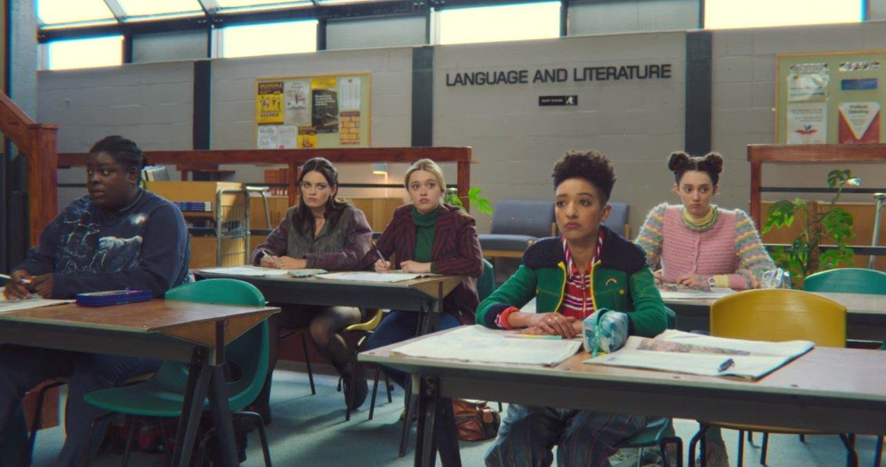 Sex Education: Teenie-Filmklassiker-Referenzen