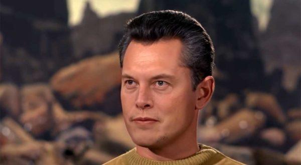"""Jeff Bezos und Elon Musk in der allerersten """"Star Trek""""-Folge"""
